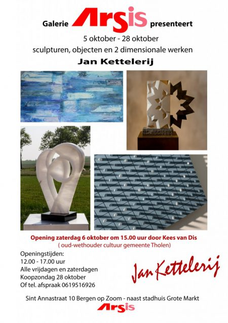 Solo in Galerie Arsis