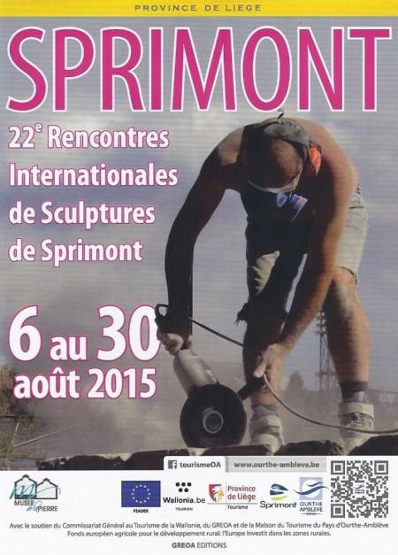 Internationaal beeldhouwers symposium 2015